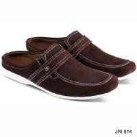 Harga jri 814 sepatu sandal bustong pria keren branded jk collection | Hargalu.com