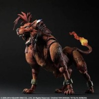 Play arts kai FINAL FANTASY RED XIII
