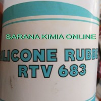 "silicone rubber rtv 683 ""1 set"" matapel"