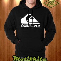 KEREN! Jaket Hoodie Sweater QUIKSILVER QUICKSILVER QUIK SILVER
