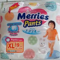 Merries Premium Pants XL 19 XL19 / popok / diaper