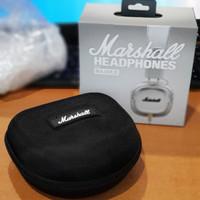 headphones Marshall Major II white free case