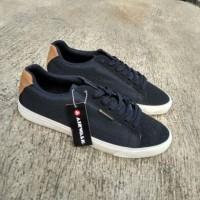 airwalk Joni black sepatu sekolah pria cowo murah original 100% asli