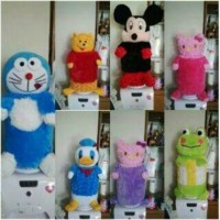 Sarung Galon Dispenser Karakter Boneka