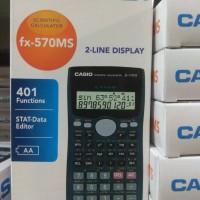 CALKULATOR FX-570MS