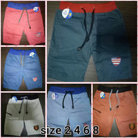 short pants mother kids size 2 4 6 8 shortpants anak murah sehari2