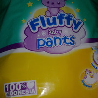 Fluffy Baby Pants XL26