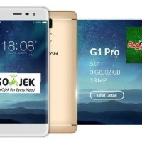 HP ADVAN G1 PRO RAM 3/32GB Internal - Advan 4G LTE - FINGER-GRS RESMI