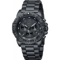 Jam tangan Luminox Navy Seal Steel Colormark Chrono XS3182BO original