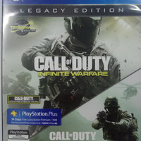BD Game PS4 Call of Duty Infinite Warfare Reg 3