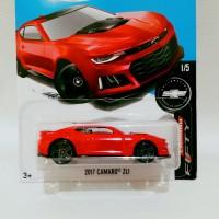 Hotwheels 2017 Camaro ZL - hotwheels murah