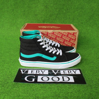 VANS SK8-HI SLIM POP COLUMBIA/ SEPATU SNEAKERS ORIGINAL AUTHENTIC