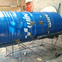 Kompor oli bekas / Wasted Oil