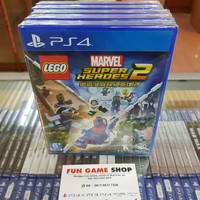 Jual PS4 LEGO MARVEL SUPER HEROES 2 NEW MURAH Murah