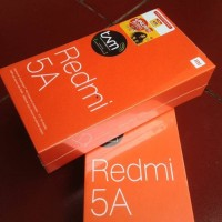 Hp Xiaomi Redmi 5A(Xiomi Mi 5 A)Ram 2/16GB GRS RESMI TAM - GOLD & GREY