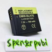 Baterai Panasonic Lumix DMC-GM1 GM1K GM1S GM5 DMC-GF7 GF7K DMW-BLH7