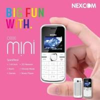 HP Handphone NEXCOM C1000 MINI ( Single SIM )