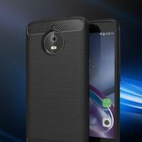 CARBON Motorola Moto E4 Plus - G5s Plus spigen soft case back cover hp