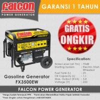 Genset Bensin Falcon 3.5 Kva