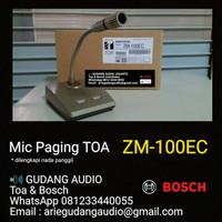 MIc Paging Toa Zm-100 EC