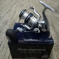 Reel Pancing Shimano SARAGOSA SW 5000 5+1BB