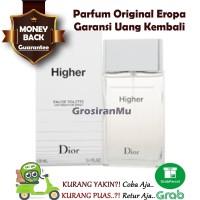 ORIGINAL Parfume DIOR Higher EDT Parfum Pria Ori Wangi Asli Tahan La