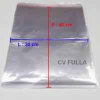 Promo Plastik OPP Ukuran 30 x 40 cm 04 mikron 500 lembar