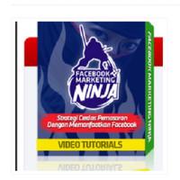 FB Marketing Ninja - Cara Cerdas Strategi Pemasaran secara Profesional