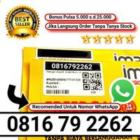 indosat 10 digit nomor cantik im3 nomer prabayar 4g non paket internet