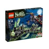 Koleksi super LEGO 9467 Monster Fighters The Ghost Train