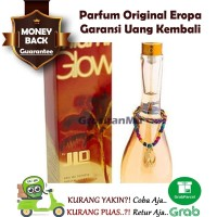Perfume Original Eropa Jenifer Lopez JLO Miami Glow Ori Reject Asli