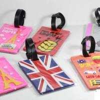 Jual Label Nama Koper Luggage Tag Label Name untuk Koper Murah Unik Lucu Murah