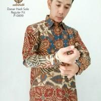 Kemeja Batik Danar Hadi Solo Motif 0895