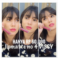 DISSY USSY LIP MATTE | Original Product