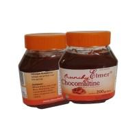 ELMER CHOCOMALTINE 200GR - CRUNCHY CHOCOMALTINE - SELAI COKLAT CRUNCHY