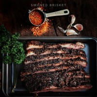 Smoked Brisket 1000gr (1kg)