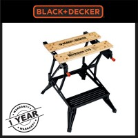 Black+Decker B & D workmate 225 WM225-JPR