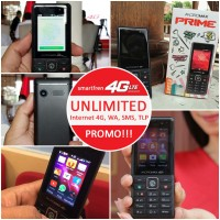 Smartfren Andromax Prime 4G LTE Whatsapp Internet Unlimited Cashback