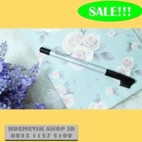 Murah] Wardah Eyeliner Pencil Black | Pensil Alis Hitam, Eyebrow