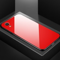 Tempered glass Phone Case For Oppo F1 plus