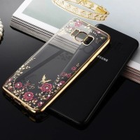 Flower Softcase For Samsung  S8 Plus