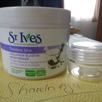 SHARE St Ives Timeless Skin Collagen Elastin Moisturizer 20gr