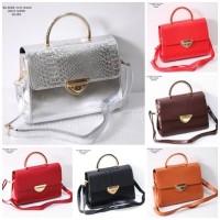 Tas Pesta Handbag Jinjing Selempang Wanita Chanel Croco Kode 2143