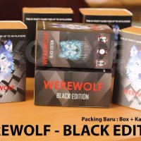 SPECIAL EDITION Werewolf Mafia Card Game 40 Card 22 Roles