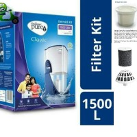 PAKET Unilever Pure It Germ Kill 1500 L / germkill + filter microfiber