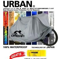 Sarung Sepeda Bicycle Cover Waterproof Urban Santa Cruz United Bike