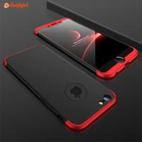 IPHONE 6 6s 7 8 PLUS X Casing GKK Hard Case 360 Full Protect Case