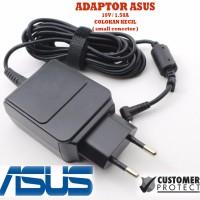 Adaptor Laptop  Asus 1025 1215 1015 1005 (19v .1.58a) clokan Kecil