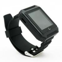 Onix U Watch Terra Smartwatch - Black