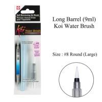 Sakura Koi Water Brush Long Barrel - Large (Kuas Lukis)
